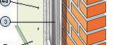 облицовка стен на металлическом каркасе 5 см