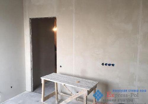 Штукатурка стен в квартире
